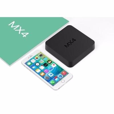mx4 quad core android tv box
