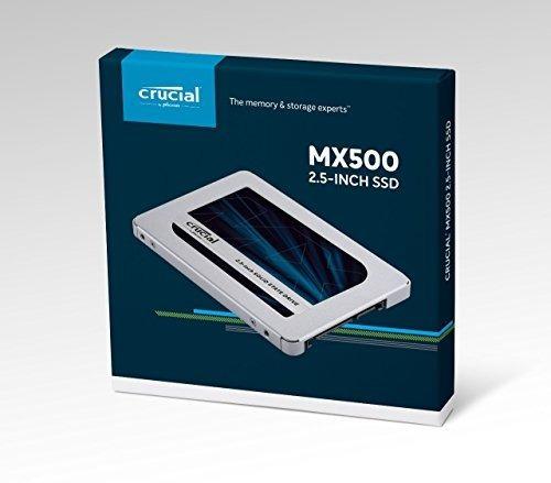 mx500 crucial