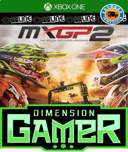 mxgp 2 - xbox one - no codigo - off-line