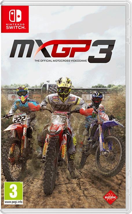 Resultado de imagem para MXGP3 The Official Motocross Videogame switch