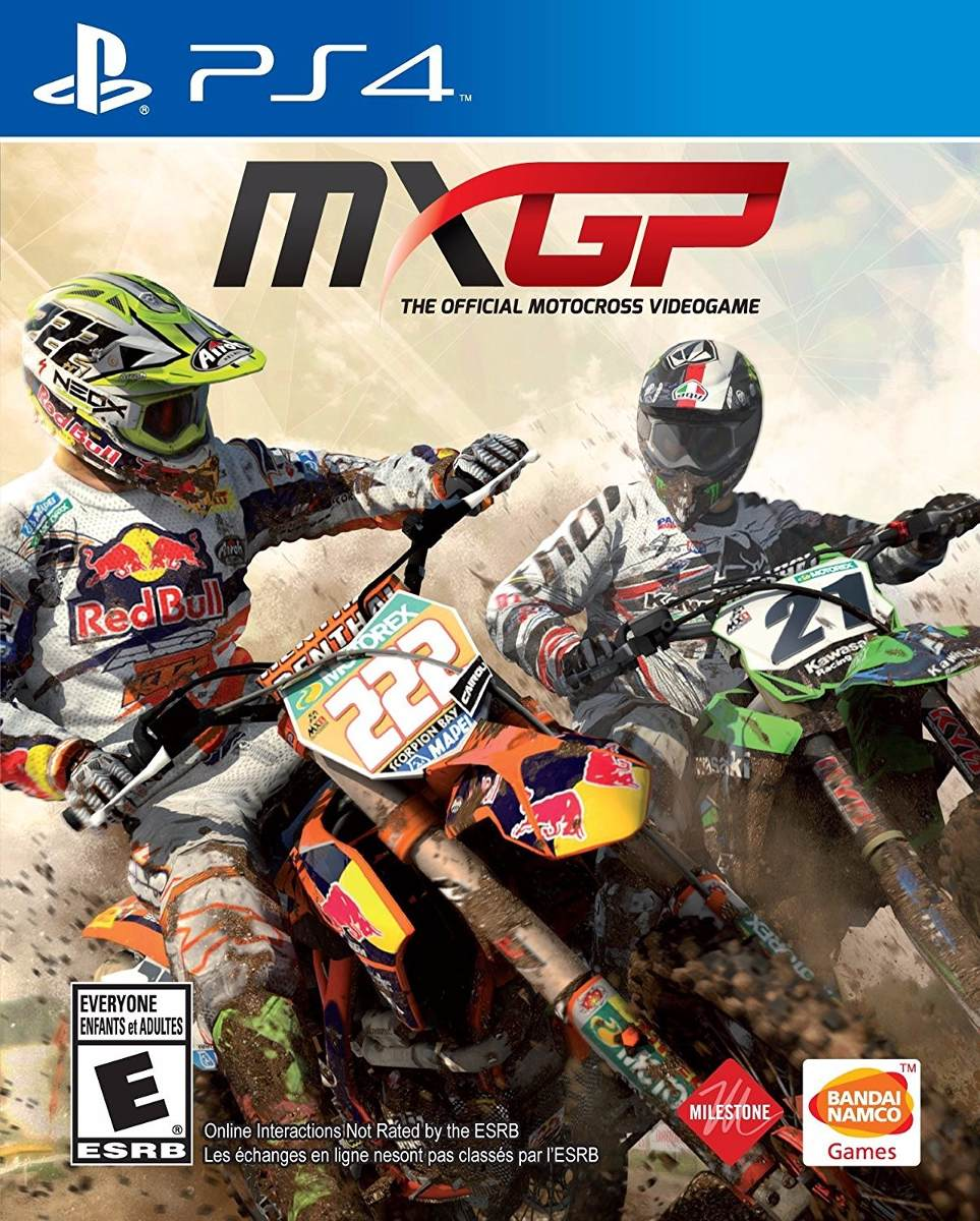 Mxgp The Official Motocross Videogame Juego Ps4 Digital 2 378