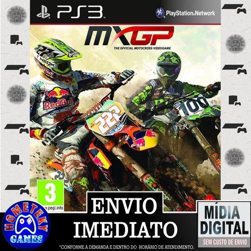 mxgp - the official motocross videogame - psn ps3