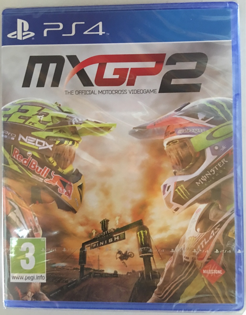 Mxgp2 Ps4 Nuevo Fsico Sellado The Official Motocross Game 887 Mx Gp 2 Cargando Zoom