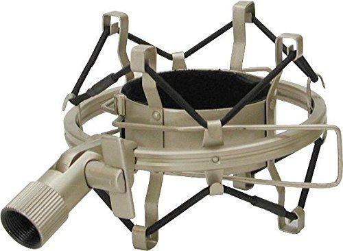 mxl mics mxl-90 micrófono shock monte para 770/990