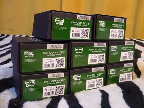 mxr m169 carbon copy analog delay - nuevos en stock!!