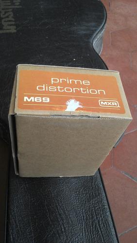 mxr prime distortion m69