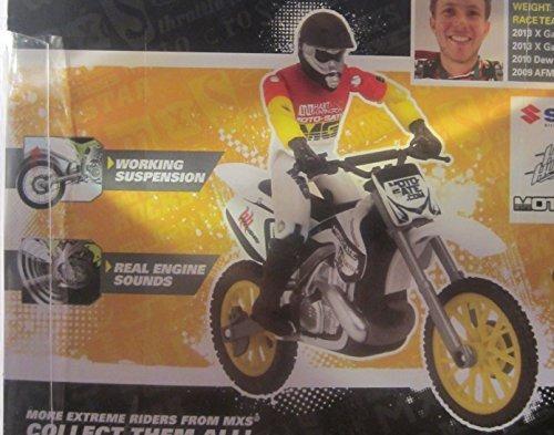 mxs motocross sfx series 2 bike y rider lance coury