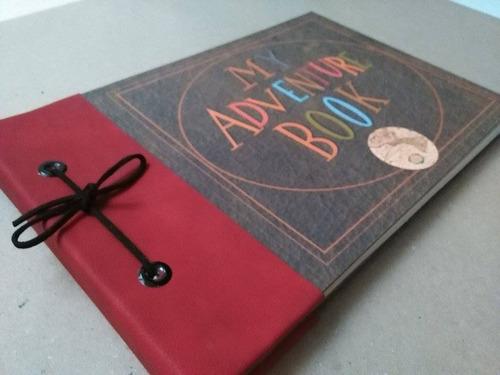 my adventure book ''mi libro de aventuras''