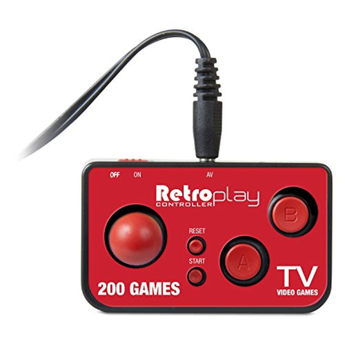my arcade retroplay controller 200 videojuegos