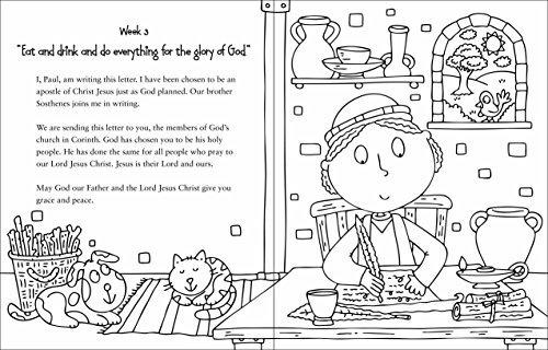My Bible Story Coloring Book: Los Libros De La Biblia - $ 561.77 en ...