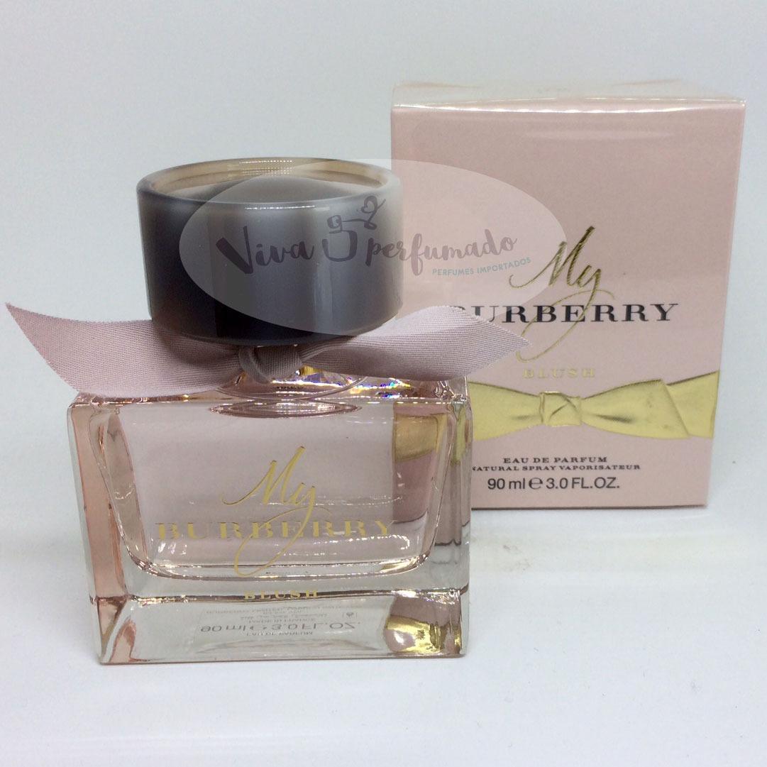 40fb1ad18d4de my burberry blush eau de parfum 90ml feminino / lacrado. Carregando zoom.