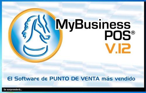 my business pos 2012 100% orig. incluye instalacion