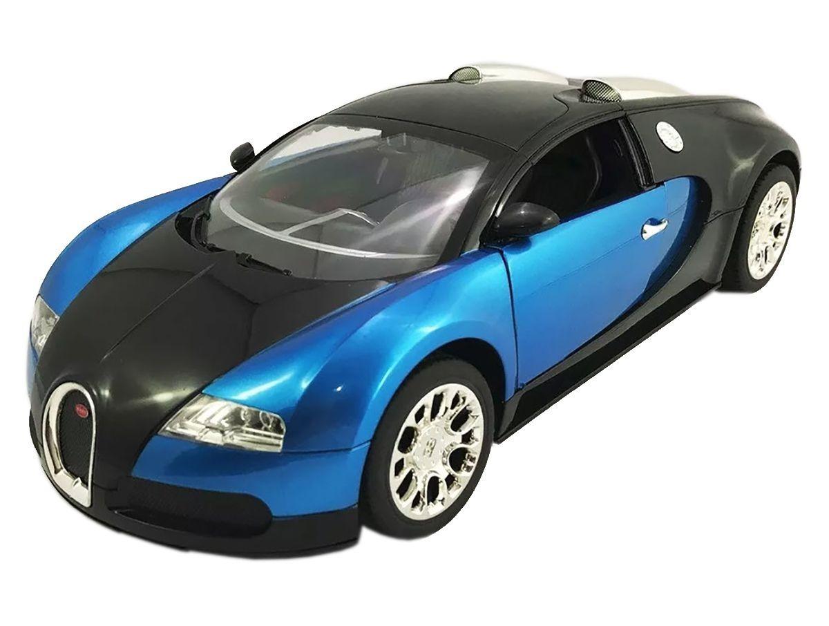 My Carro Bugatti Control Remoto Mayoreo Juguetes Ninos 2232j