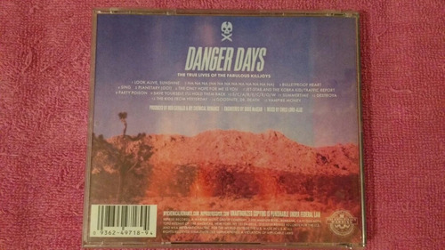 my chemical romance _ danger days