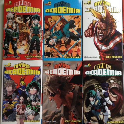my hero academia boku no hero vol. 11