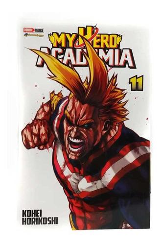 my hero academia tomo 11 manga panini original en español
