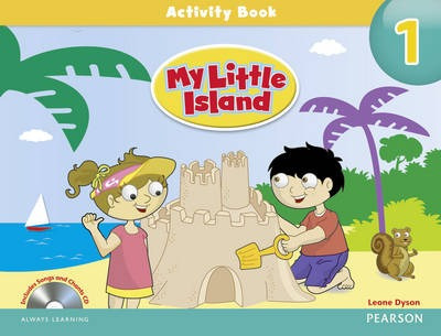 my little island level 1 activity book and song envío gratis