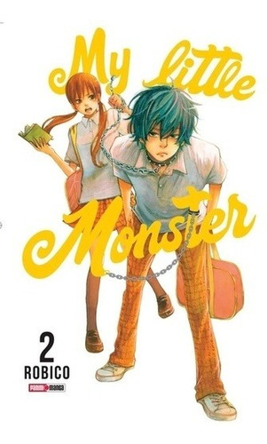 my little monster 02 - robico