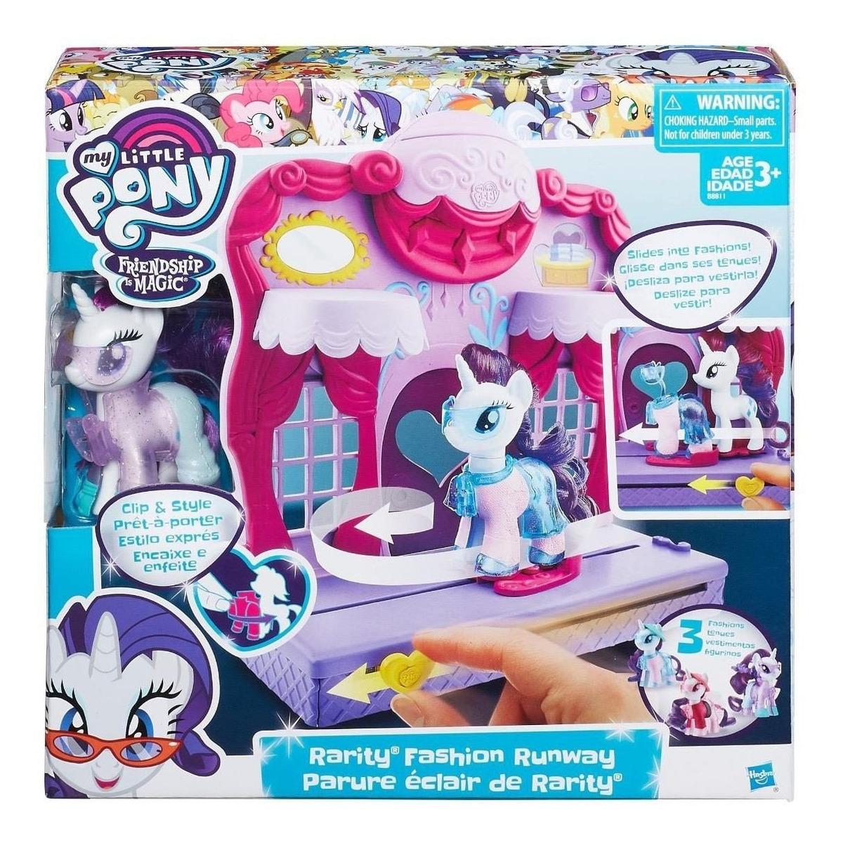 My Little Ponny Closet De Rarity Fashion