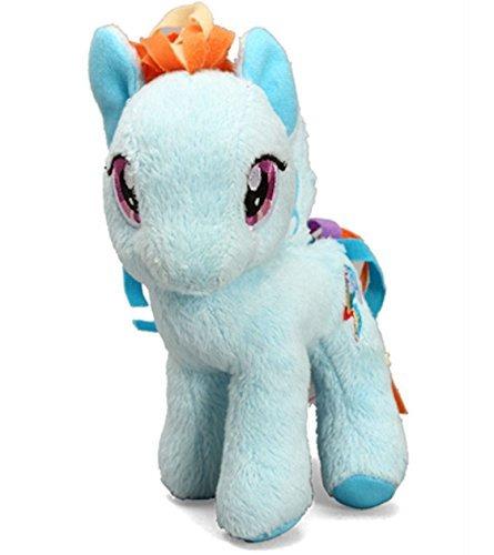 my little pony 5 inch plush rainbow dash