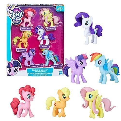 900c05e3757 My Little Pony 6 Amigas Set Twiligth