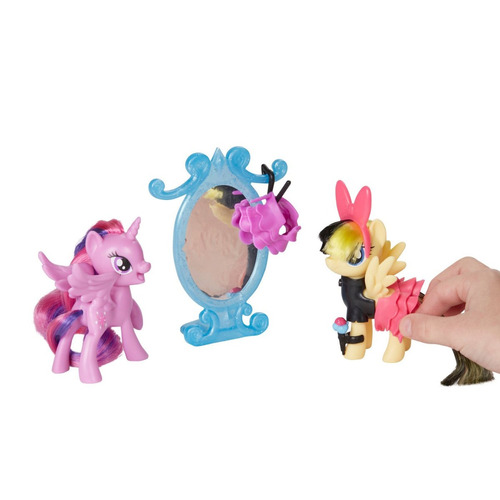 my little pony amigas en el festival hasbro tv b9160 bigshop