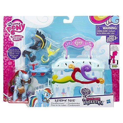 my little pony amistad es magia rainbow dash cloudominium pl