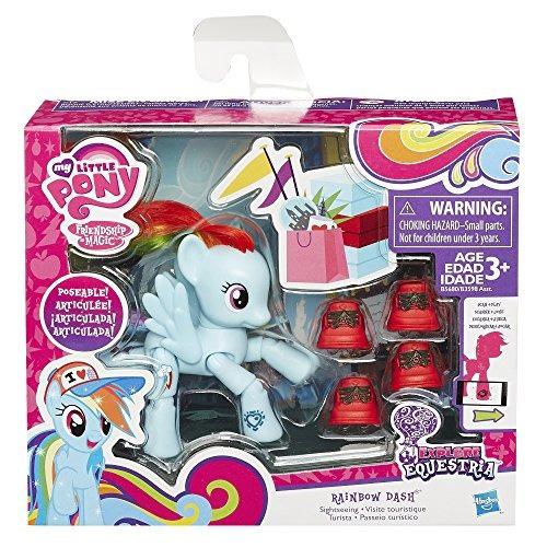 my little pony amistad es magia rainbow dash sightseeing cif