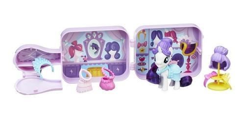 my little pony boutique espejo de rarity (3784)