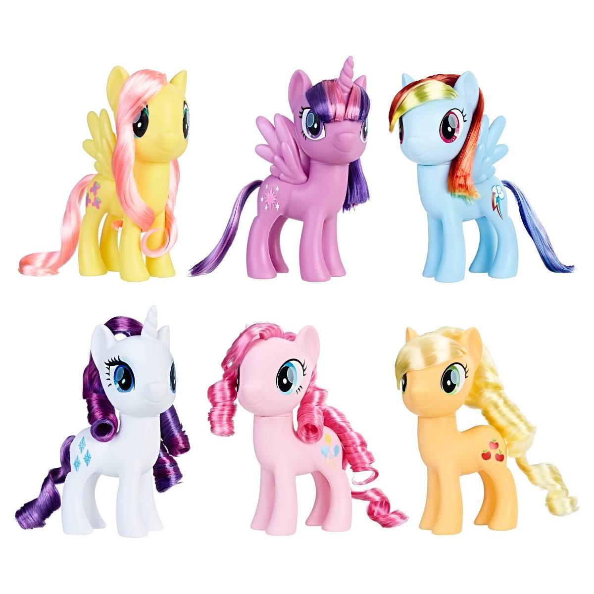 My Little Pony Coleccion 6 Ponies