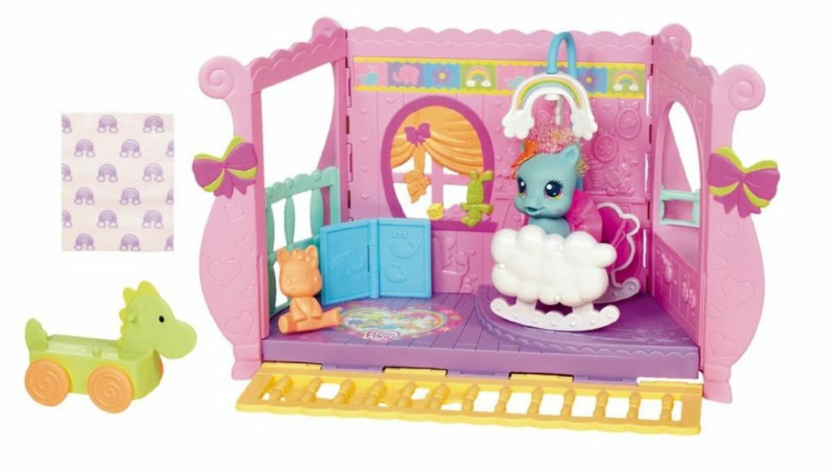 My little pony cuarto de rainbow dash beb original hasbro - Habitacion bebe original ...