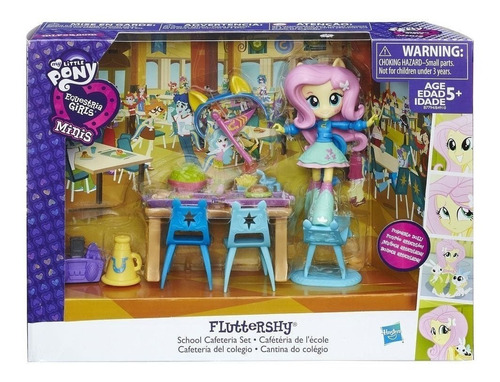 my little pony cyber monday fluttershy cafeteria (4230)