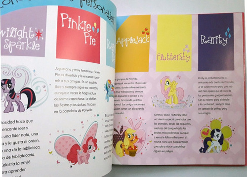 my little pony -  editora everest - libro historieta