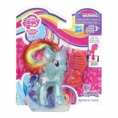 my little pony explore equestria figura 10cm hasbro