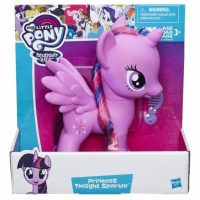 my little pony figura n° 8 con accesorios hasbro
