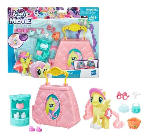 my little pony fluttershy purse pet care (3784)
