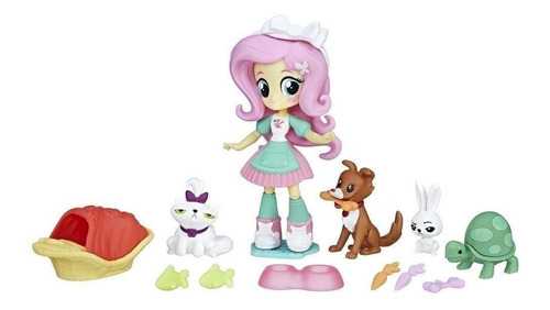my little pony fluttershy spa de mascotas (4230)