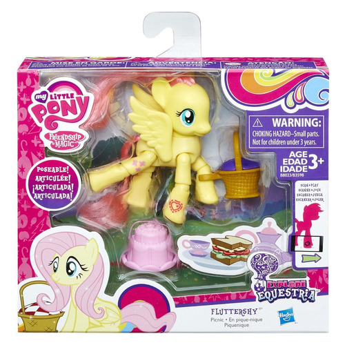 my little pony friendship is magic articuladas orig hasbro