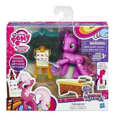my little pony friendship magic cheerilee articulado hasbro