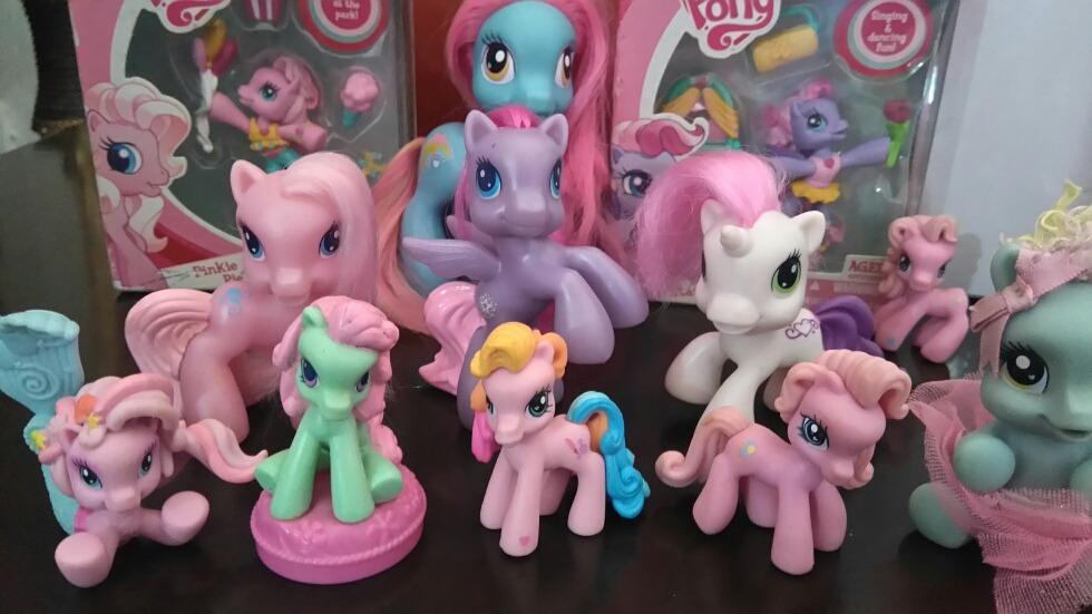 e9c0869ad02 My Little Pony G 3.5 Lote -   549.00 en Mercado Libre