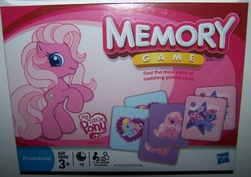my little pony juego de memoria - rosa
