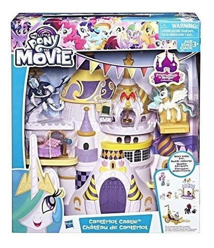 my little pony juego juegos castillo  colección magic