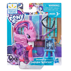 De Hasbro My La Little Amistad Twilight Magia Sparkle Pony 4AjL5R3