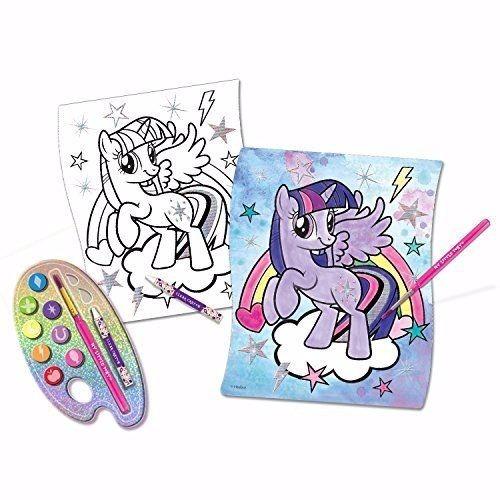 My Little Pony Libro Colorear Paintfolio Blakhelmet E - $ 799.99 en ...