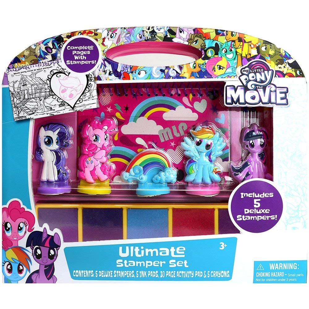 My Little Pony Mi Estampado Definitivo