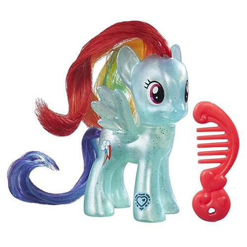 my little pony muñeca rainbow dash