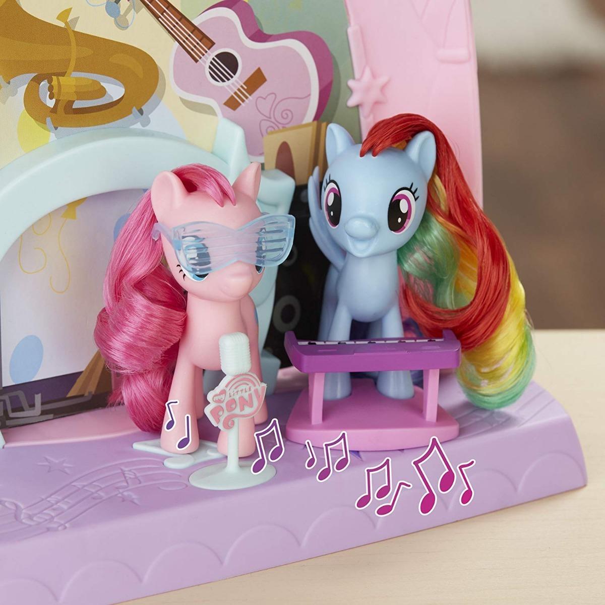 4b899799e63 My Little Pony Playset Pinkie Pie Salón De Música -   549.00 en ...