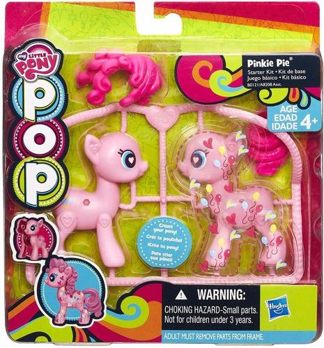 my little pony pop pinkie pie original hasbro