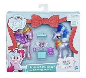 Playskool Amigos Mi Pequeño Pony Rainbow Dash resplandor Pony