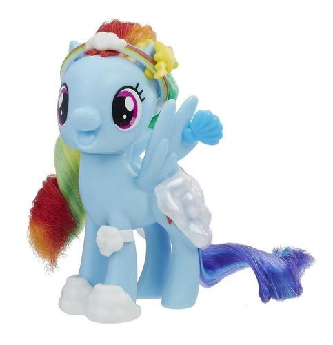my little pony rainbow dash land & sea fashion (1462)